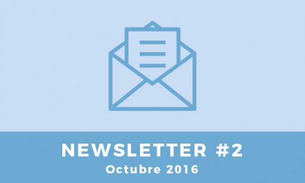 Newsletter #2 - Octubre 2016