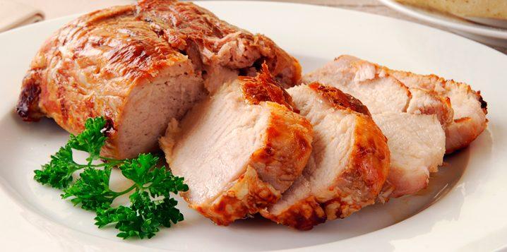 Carne de cerdo de capa blanca: proteínas, vitaminas, minerales y múltiples beneficios