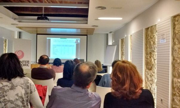 Conferencia del Dr. Llisterri en el Colegio de Farmacéuticos de A Coruña