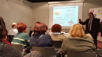Conferencia del Dr. Llisterri en el Colegio de Médicos de Zaragoza