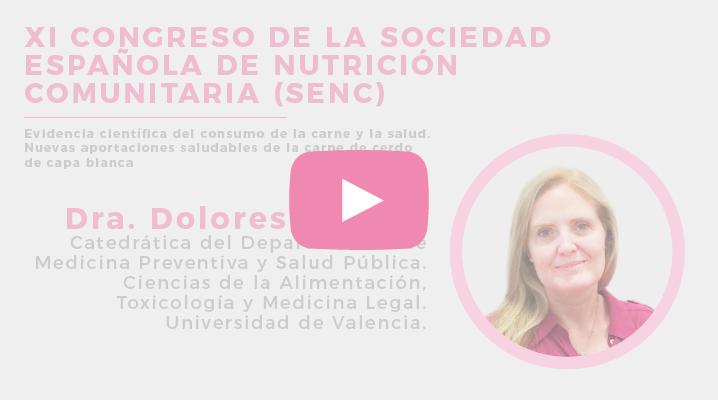 Dra. Corella Congreso SENC
