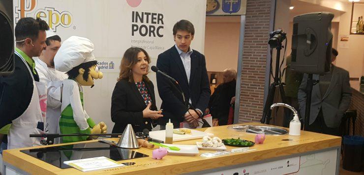 I Taller de Cocina Saludable en Familia de INTERPORC
