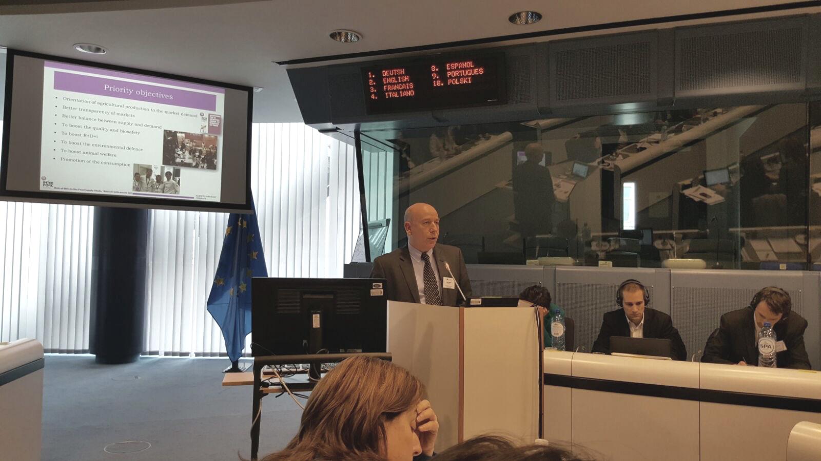 Conferencia Bruselas CE