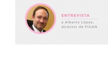 Alberto López, director general de FIGAN