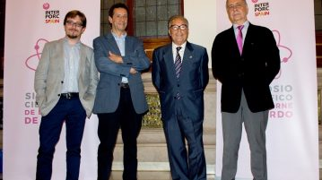 David Ruiperez, Jesus Roman, Salvador Zamora y Emilio Martinez