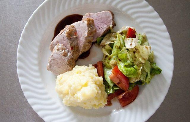 Carne en pacientes con diabetes