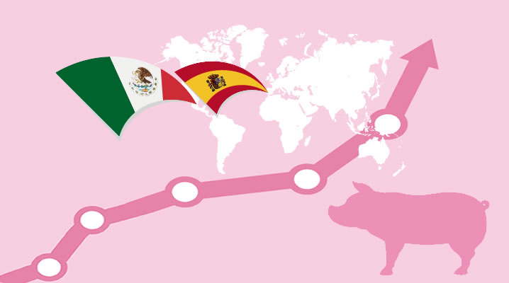 Exportaciones a México se multiplican por 5 en los últimos 10 años