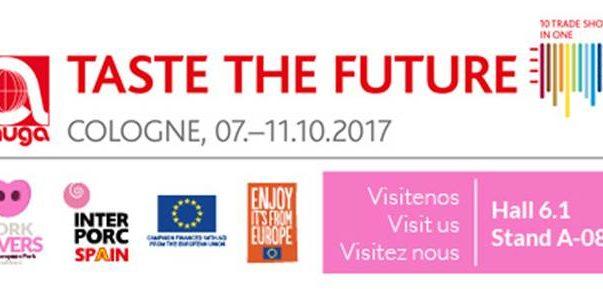 INTERPORC en ANUGA del 7 al 11 de Octubre 2017