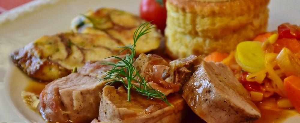 El papel de la carne de cerdo en la alimentación