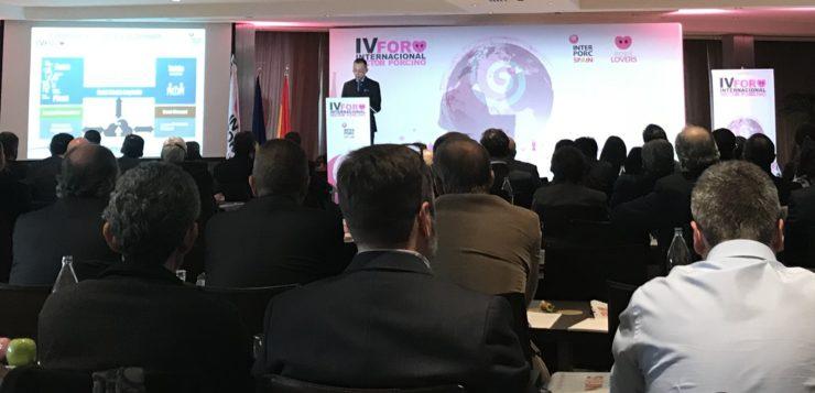 """Jin Guanglei: """"Comunicar la calidad única, original y exclusiva del cerdo español es la clave para conquistar el mercado chino"""""""