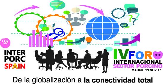 DE LA GLOBALIZACIÓN A LA CONECTIVIDAD TOTAL – IV FORO INTERNACIONAL SECTOR PORCINO