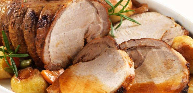 Síntesis de las características nutricionales de la carne de cerdo y productos cárnicos.