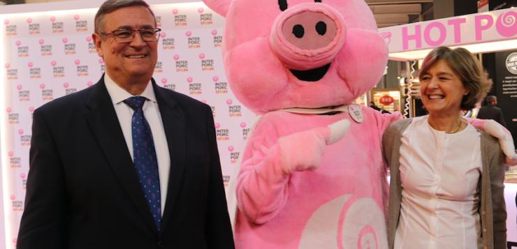 INTERPORC refuerza la 'marca España' en productos del porcino blanco en 5 países del continente asiático