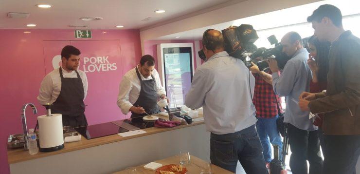 Arranca la segunda etapa del 'Pork Lovers Tour' para llevar las bondades del cerdo blanco español a 35 ciudades de España y Reino Unido
