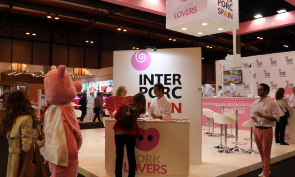 INTERPORC en Meat Attraction 2017