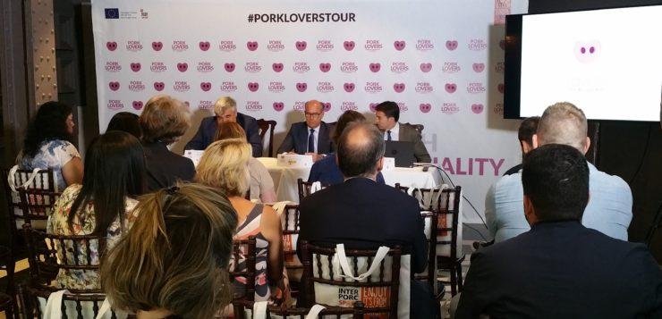 La calidad de los productos y el modelo de producción sostenible impulsan las exportaciones de porcino españolas a Reino Unido