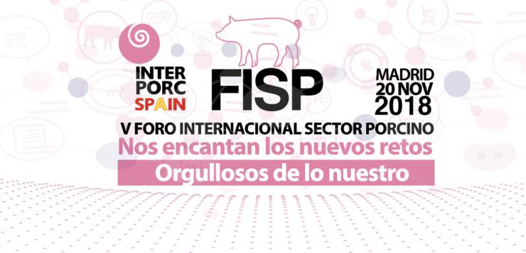 V Foro Porcino Internacional Sector Porcino INTERPORC