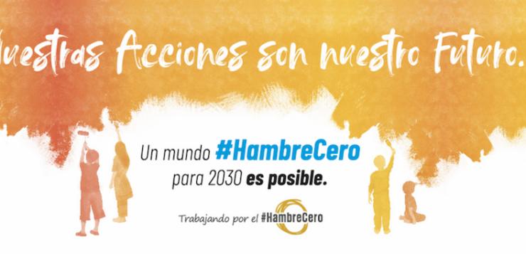 INTERPORC se une al estilo de vida #HambreCero como participante del Pacto Mundial de la ONU