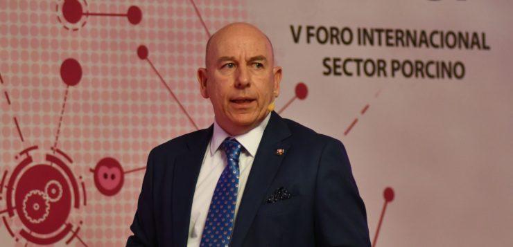 """Alberto Herranz: """"El sector porcino debe afrontar el desafío de comunicar"""""""