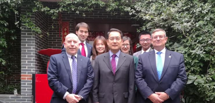 China comprometida con los productos de porcino español