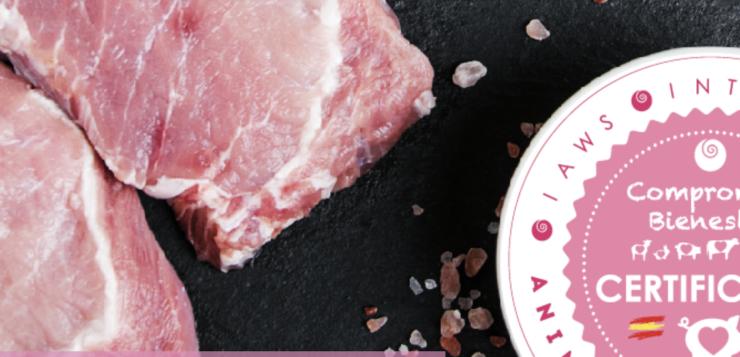 """INTERPORC da luz verde a 4 entidades para certificar a los operadores de porcino que cumplan con los requisitos del sello """"Bienestar Animal Certificado"""""""