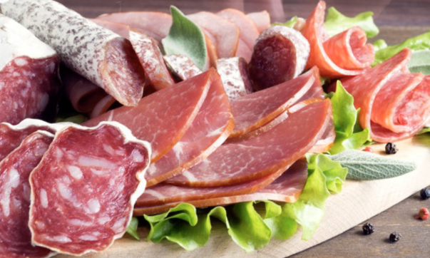 carne y elaborados de porcino