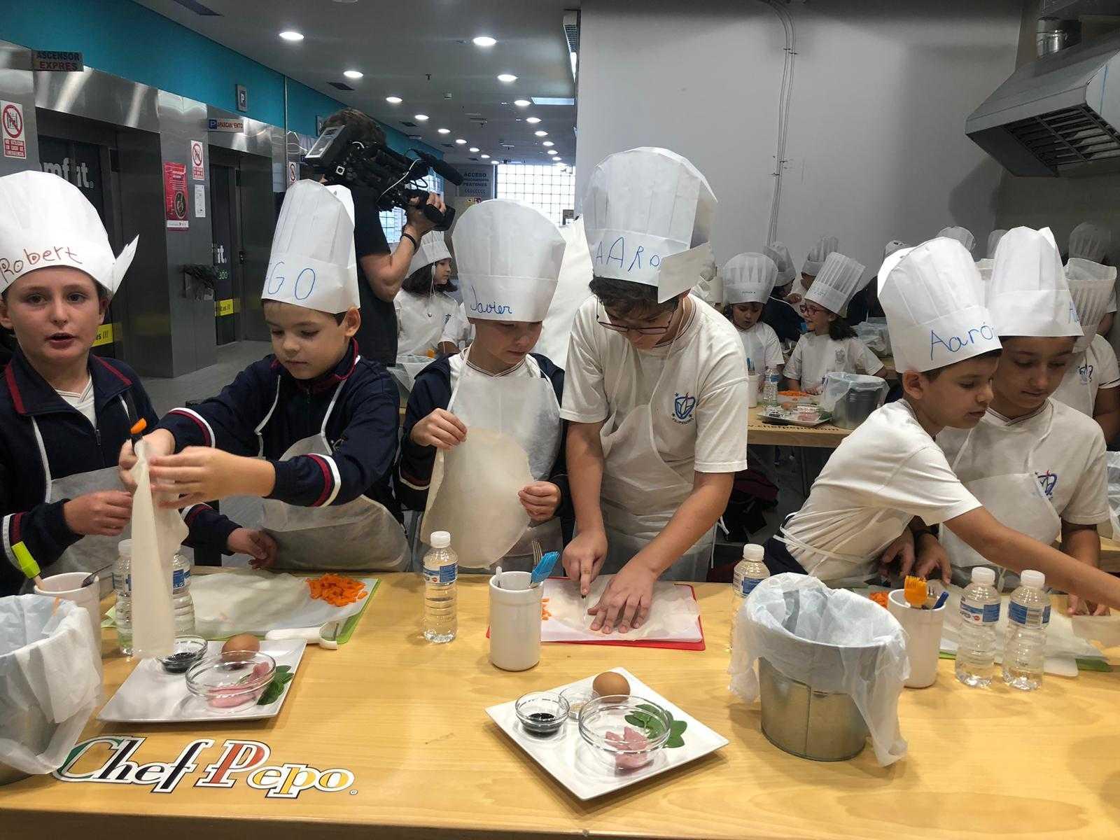 Chef Pepo Escolares
