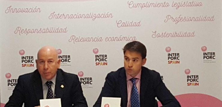 """Alberto Herranz: """"El sector porcino español está realizando grandes avances en la lucha contra el cambio climático y seguirá redoblando sus esfuerzos"""""""