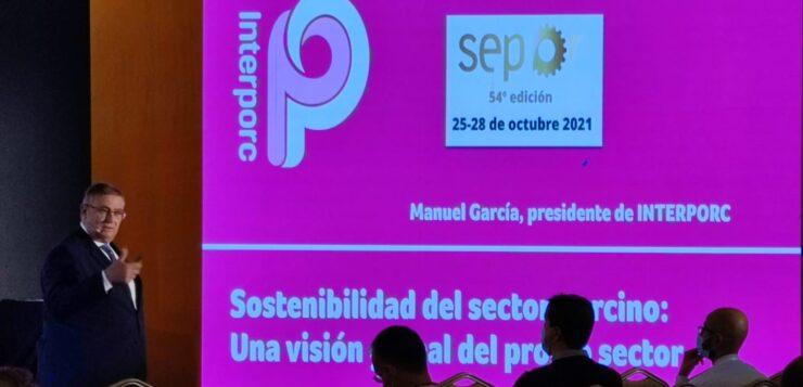 """INTERPORC demanda """"agilidad en las ayudas públicas prometidas al sector porcino para avanzar en materia medioambiental"""""""